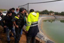 Photo of انتشال جثة غريق من بركة زراعية في بلدة جبّولة البقاعية
