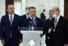 Photo of نائب الرئيس التركي: المساعدات مُستمرة… واستعداد لبناء مرفأ بيروت من جديد